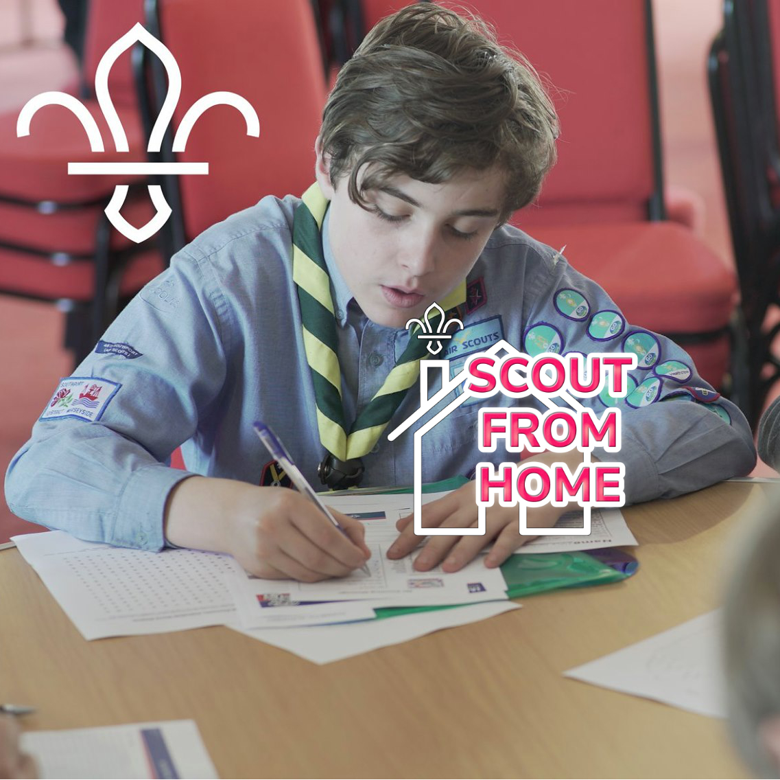 Scout from home Challenge